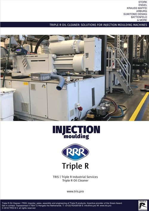 Injection Moulding - Triple R Oil Cleaner | Triple R