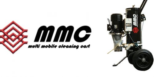 MMC MULTI CLEANING CART