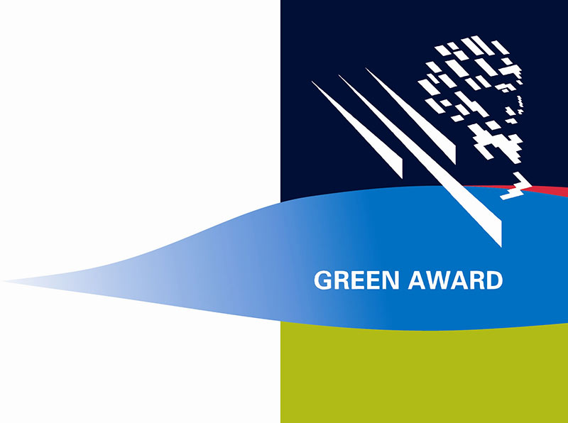 Green Award incentive provider!